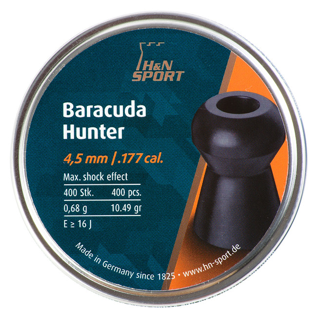 Dijabola H&N Baracuda Hunter 4.5mm 1/400