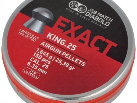 Dijabola JSB Exact King 6.35mm 1/150