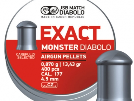 Dijabola JSB Exact Monster 4.5mm 1/400