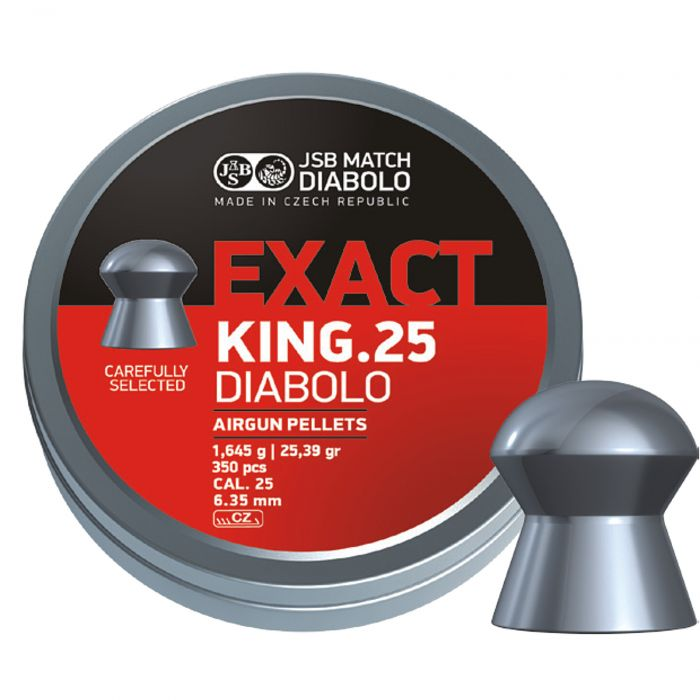Dijabola JSB Exact King 6.35mm 1/350