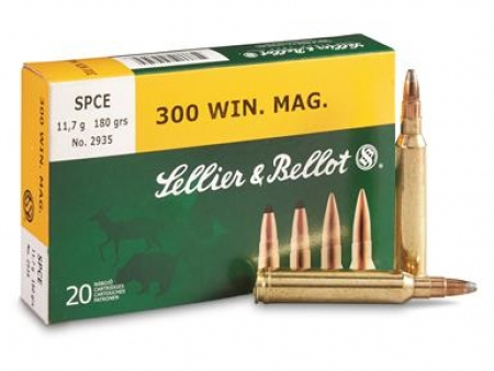 Metak Bellot 300 Win Mag SPCE 11.7g